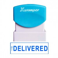 Sef Ink Stamp - Delivered