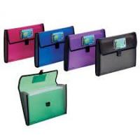 Foldermate Expanding File 12 pockets Assorted colors