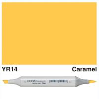 YR 14 CARAMEL COPIC MARKER
