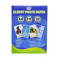 Photoglossy Paper 210g A4 (FIS) - Pack of 20