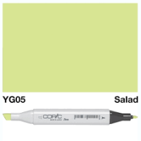 YG 05 SALAD COPIC MARKER