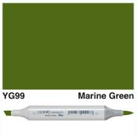 YG 99 MARINE GREEN COPIC MARKER