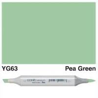 YG 63 PEA GREEN COPIC MARKER