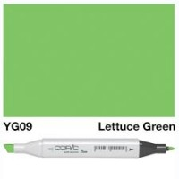 YG 09 LETTUCE GREEN COPIC MARKER