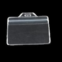 DS-1008P PVC ZIPPER ID POUCH