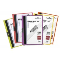 Durable Duraclip 2200 Punchless File A4 Size