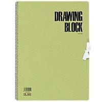 Maruman SketchBook Olive Series F4