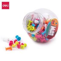 Deli Color Push Pins 23mm