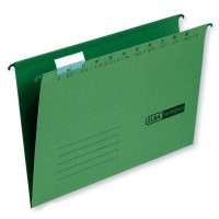 Hanging File Elba Vertic A4 Size Green