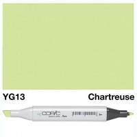 YG 13 CHARTREUSE COPIC MARKER