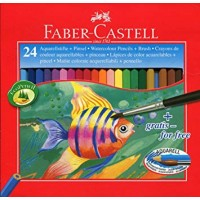 Fabercastell Water Colour Pencils Pack of 24pcs