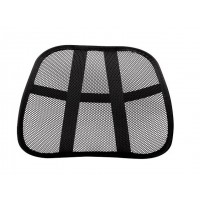Fellowes FEL 8036501 Mesh Back Support