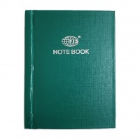 FIS® PP COVER NOTE BOOK A7,100SHEET, ASSORTED