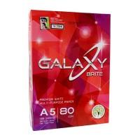 Galaxy Copy Paper A5 80gsm 500SH/RM