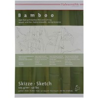 Hahnemuhle Bamboo Sketch Book, 105 Gsm, 30 Sheets, A2