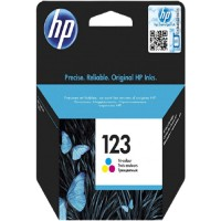 HP 123 Clr