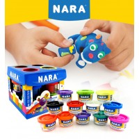 Kiddy Clay Non drying dough 12 color 40g