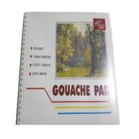 ArtMax Gouche Pad A3