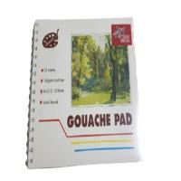 ArtMax Gouche Pad A4