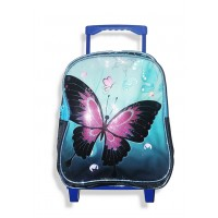 Trolley Bag 12 inches Butterfly