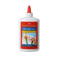 FABER-CASTELL White Glue in 480ml Bottle with Dispenser
