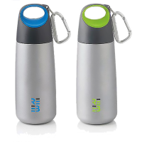 AMS- UI-1270 - XDDESIGN BOPP Mini - Water Bottle with Carabiner