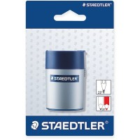 Staedtler 511-006 Tub sharpener Single Hole Blister pack of 1pc