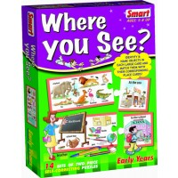 SMART-WHERE YOU SEE