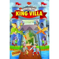 SAWAN-CREATE YOUR KING VILLA STICKER ACTIVITY