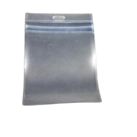 MB-151P PVC MAT FINISH ID POUCH
