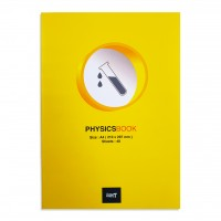 LIGHT PHYSICS BOOK A4, 40SHEETS,(80PAGES)
