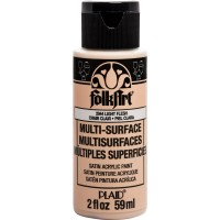FOLKART MULTI-SURFACE Paint - LIGHT FLESH