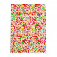 LIGHT DESIGN HARD COVER NOTEBOOK SINGLE LINE A5 100SHEETS
