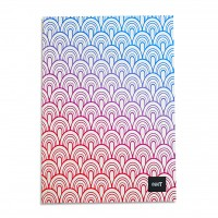 LIGHT® HARD COVER NOTEBOOK SINGLE LINE, A4 SIZE,100 SHEETS