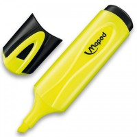 Maped Fluo Peps Highlighter  Pocket Yellow