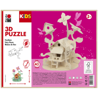 mara 3D Puzzle Fairy House