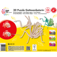 mara 3D Puzzle Praying Mantis