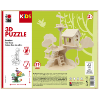 mara 3D Puzzle Tree House