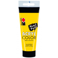 Marabu Acryl Color, 019 yellow, 100 ml
