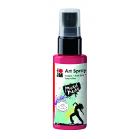 Marabu Art Spray, 031 cherry red, 50 ml