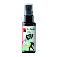 Marabu Art Spray, 073 black, 50 ml