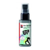 Marabu Art Spray, 082 silver, 50 ml