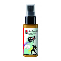 Marabu Art Spray, 084 gold, 50 ml