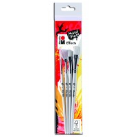 Marabu Effects brush set