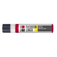 Marabu Fashion-Liner, 232 red, 25 ml
