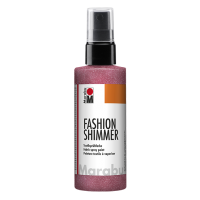Marabu Fashion-Shimmer, 534 shimmer-rose pink, 100 ml
