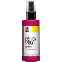 Marabu Fashion Spray 100ml - 005 Raspberry