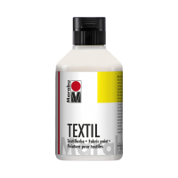 Marabu Textil, 070 white, 250 ml