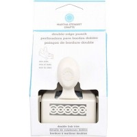 MARTHA STEWART DBLE EDGE PUNCH DBLE LINK TRIM