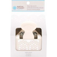 MARTHA STEWART DEEP EDGE PUNCH EMBRIODERY